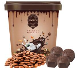 Macofa almond-chocolate