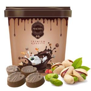 Macofa pista-chocolate