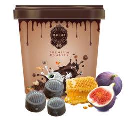 Macofa honey-chocolate