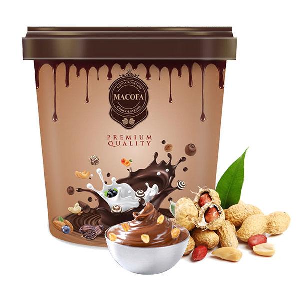 Macofa creamy-peanut Butter