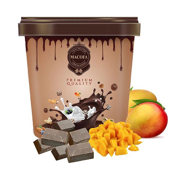 Macofa mango-chocolate