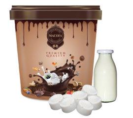 Macofa milk-chocolate