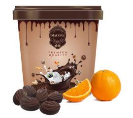 Macofa orange-chocolate