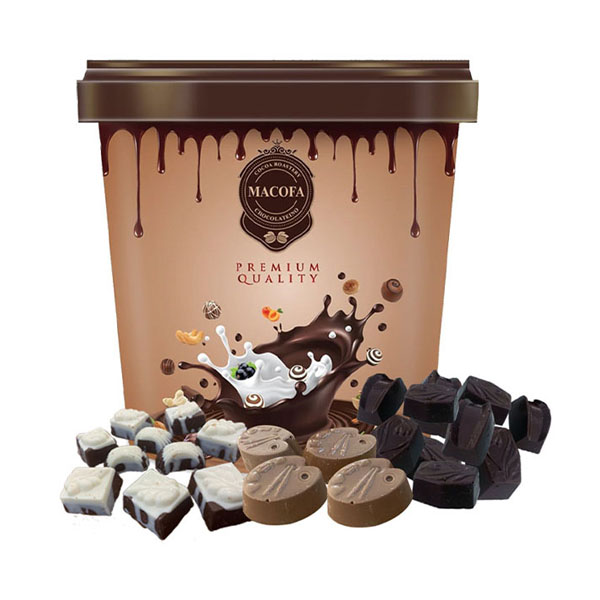 Macofa allmix-chocolate