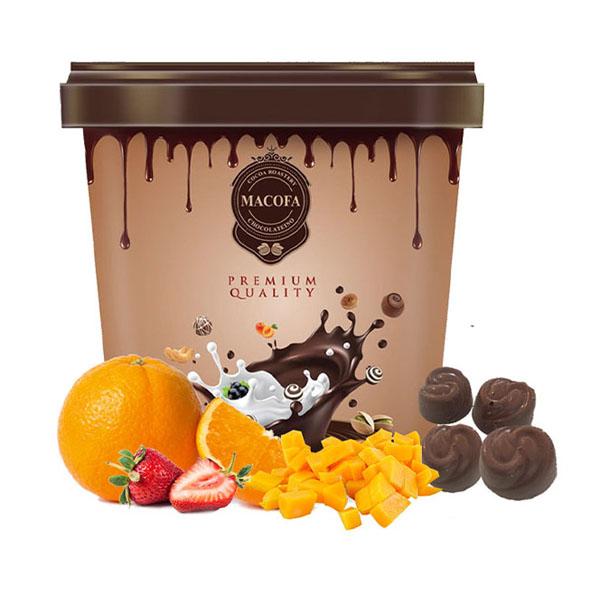 Macofa fruit-mix-chocolate