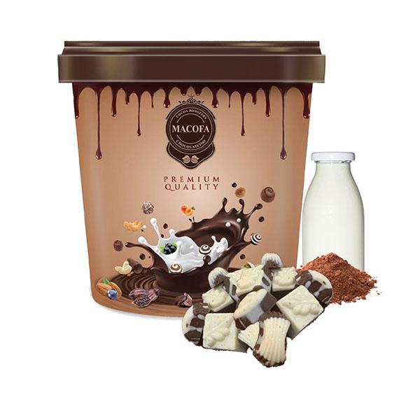 Macofa day-night chocolate