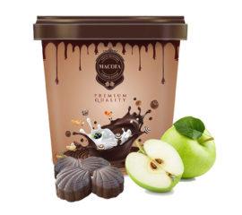 Macofa green-apple chocolate