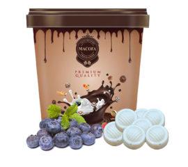Macofa white-blueberry Chocolate