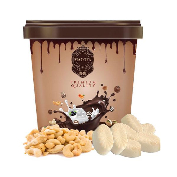 Macofa white cachew Chocolate